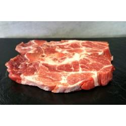 Côte de Porc Echine Bio