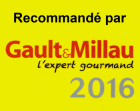 La Boucherie de la Ferme recommandée par Gault&Millau 2016